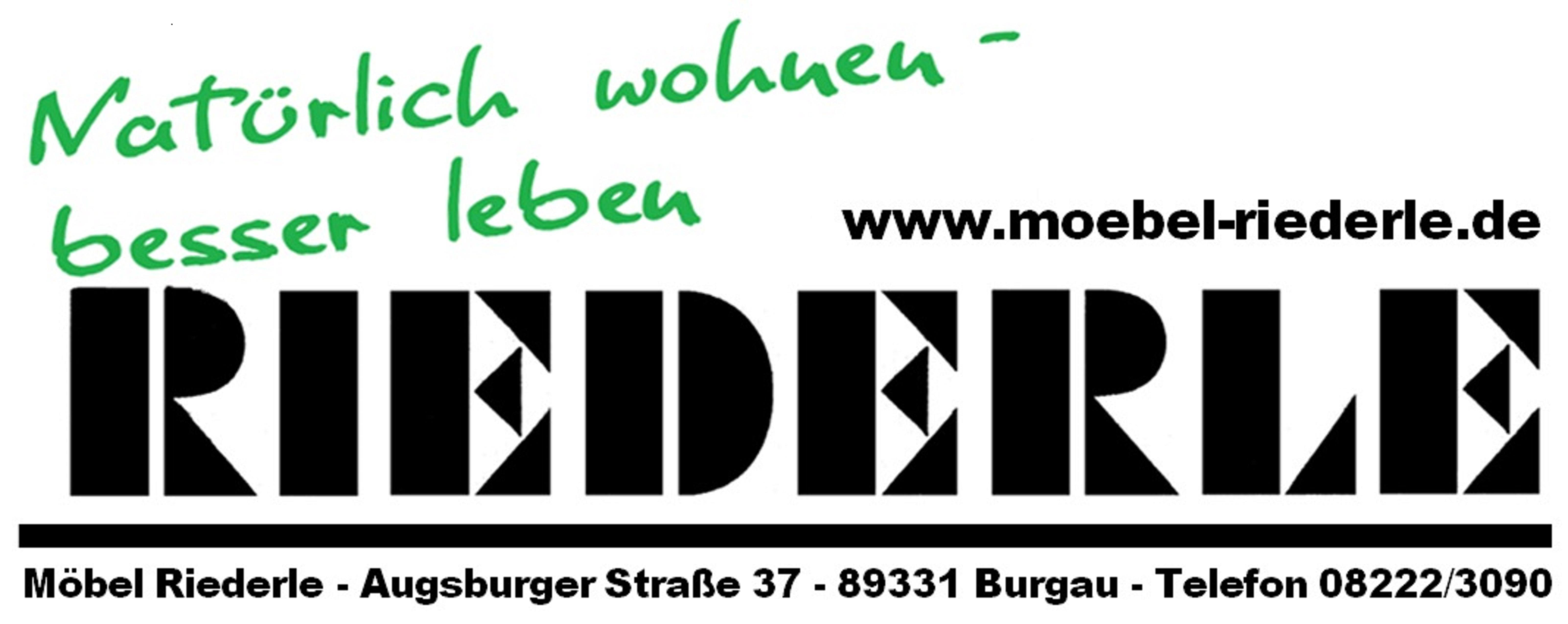 moebel-riederle-einrichtungshaus-ek-burgau logo